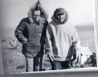 M. Stingl, Kanadská Arktida