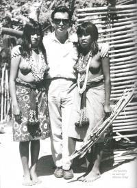 s indiánkami kmene Macá z Gran Chaca