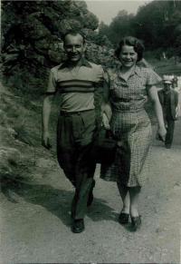 Divoká Šárka, 1949