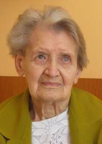 Ludmila Chytilová v roce 2013