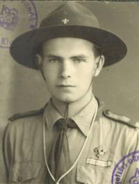 Rudolf Bláha - Baghíra 1945