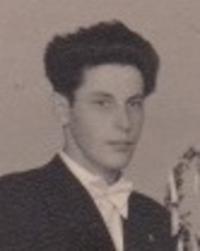 20 years old Václav Volfík - left