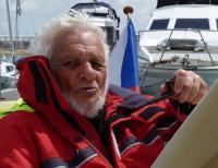 V roce 2012 na moři