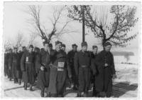 Na vojně, 1946