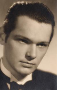Maturitní fotografie - 1941