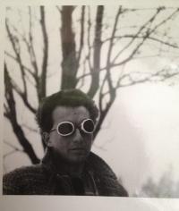 Ivan Kvasnička z rodinného alba