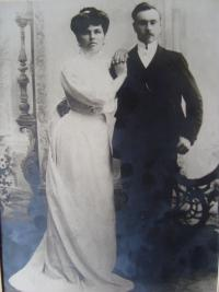 Rodiče Josefa Holce