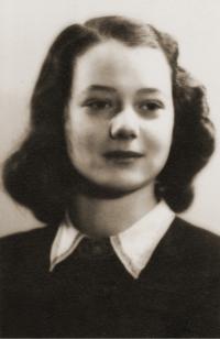 Dita Krausová, 1942