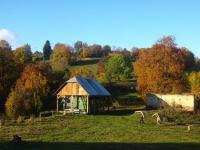 Místo kde stála obec Zastávka a kde má jedno ze svých školících středisek hnutí Brontosaurus
