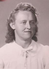 Elisabet Klamertová v mládí