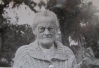 Matka Anna Pelclová