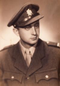 Jaroslav Piskáček, Hranice, 1950