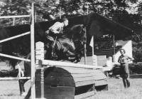 Jaroslav Piskáček na koni