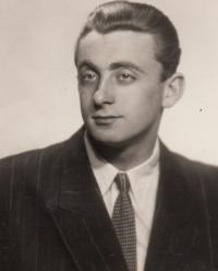 Jaroslav Piskáček, Praha, 1953
