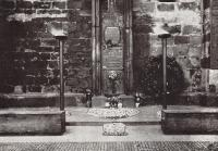 Original Tomb of an unknown soldier, Old Town Square, Prague