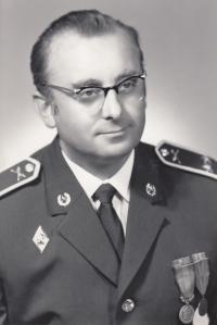 Jaroslav Piskáček, srpen 1970