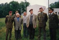 Ukázky výsadkářských průzkumníků, Zbiroh 1997