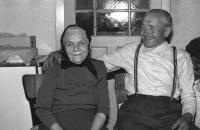 Manželé Klandúchovi, zachránci Gabriela Szásze, Kostolné rok 1983