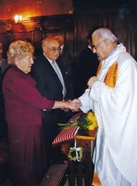 Zlatá svatba po 50 letech