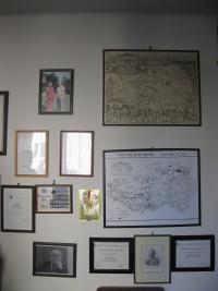 The office of Prof. Kolmaš
