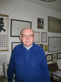 Professor Josef Kolmaš 2014
