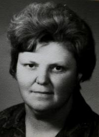 Vlasta Hynčíková; Karlovy Vary, 70. léta