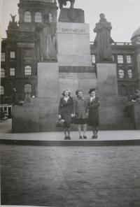 V Praze na Středoškolských hrách