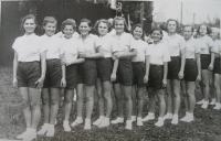 1. sportovní slavnost, 28. srpna 1938