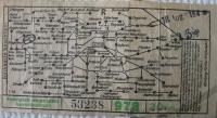 Lístek na tramvaj v Norimberku