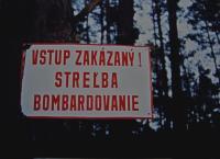 Upozornenie v hraničnom pásme