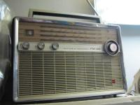 Radio that he bought in Sweden