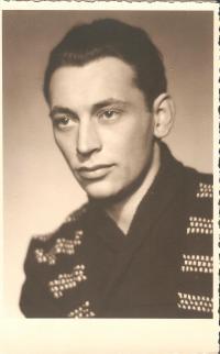 Oskar Dub 1945