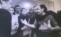 John Bok v 90. letech
