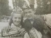 Dalibor Coufal v mládí