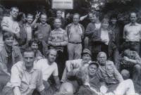 Setkání s polskými disidenty na státní hranici
