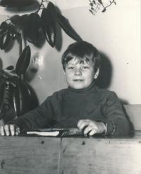 Alexandr Vondra - fotografie z dětství