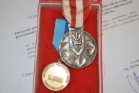 Medaile za účast v antikomunistickém hnutí