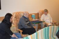Setkání žáků s Jiřím Nýdrlem (02/04/2015)