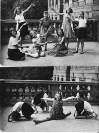 Taneční kroužek Mobi Urbanové