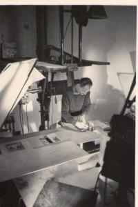 Boris Masník's work
