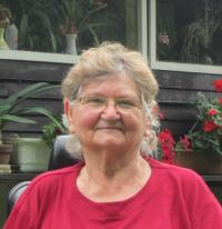 Helena Kociánová v roce 2014
