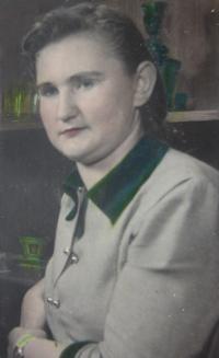 Helena Kociánová před uvězněním