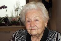 Jiřina Jiráková - current portrait as of 11 February 2013