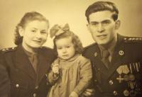 Family photo from 1948