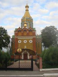 Church in Zdolbuniv