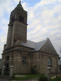 Catholic church in Zdolbuniv