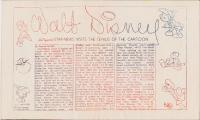 Článek o Waltu Disney