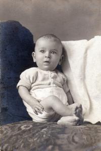 Gene Deitch v roce 1924