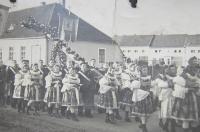 Misie v Šumicích v roce 1941