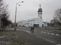 Kostel sv. Josefa a salesiánské středisko v Ostravě